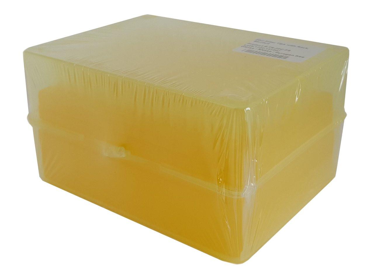 EXTRAGENE 20ul Filter Pipette Tips with Rack, Sterile, DNase/RNase free, Clear, 96 tips/rack, Pk x 10 racks (960 Tips)