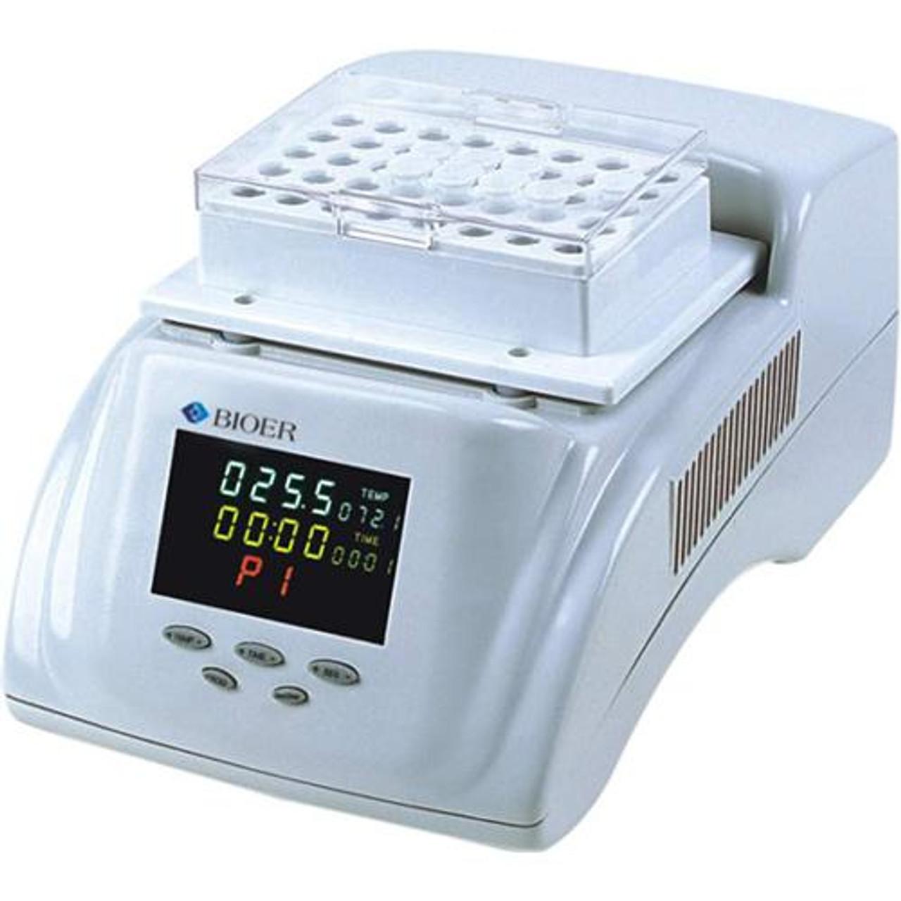 Bioer ThermoCell Heating Dry Bath. Temp: Room+5 ~100 ºC,  Volt: 110 Volt - 60Hz