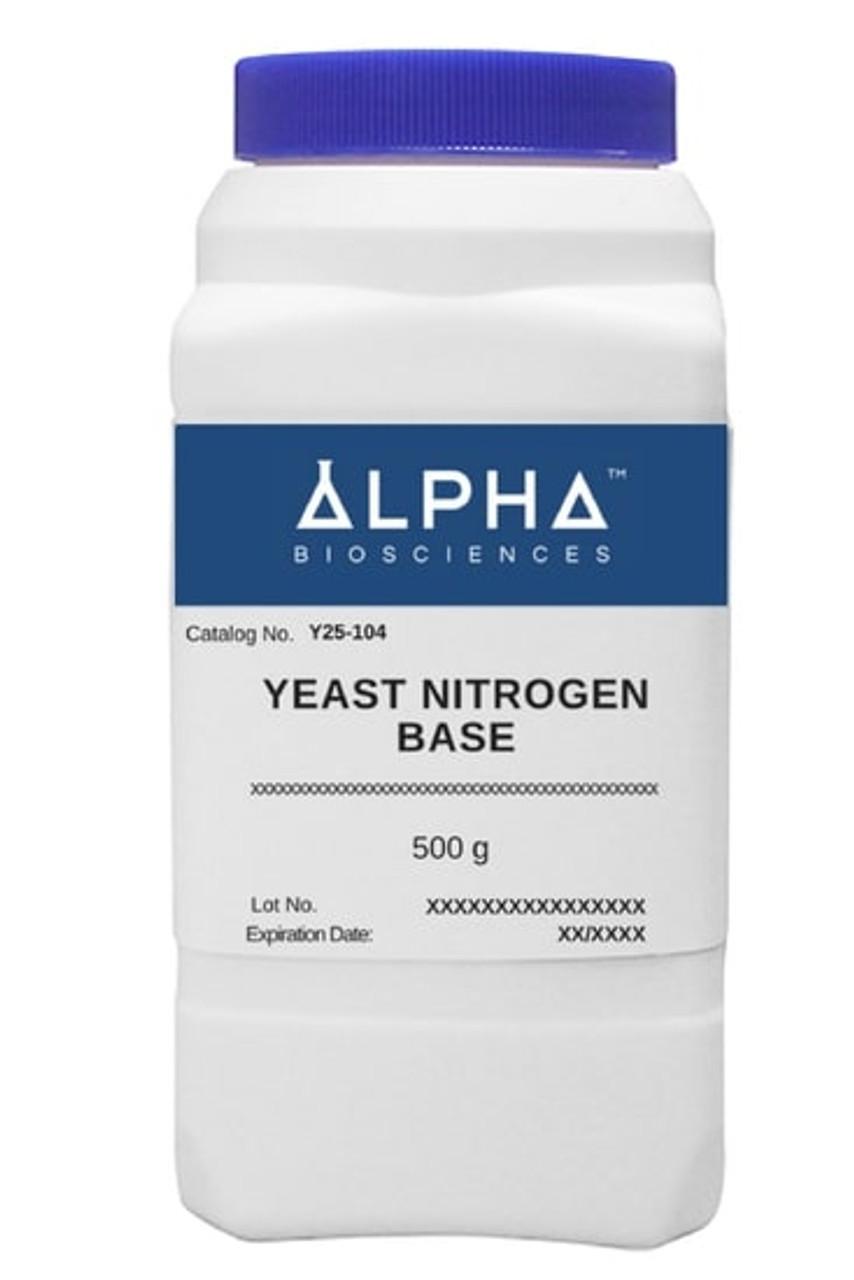 YEAST NITROGEN BASE (Y25-104)