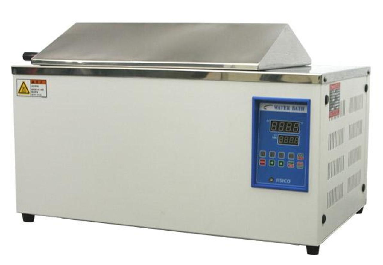 JISICO Water Bath (included PID controller). Temp: Ambient+5℃ ~ 100℃ Capacity 13 lts (3.5 Gallon)  (110Volt 60Hz)