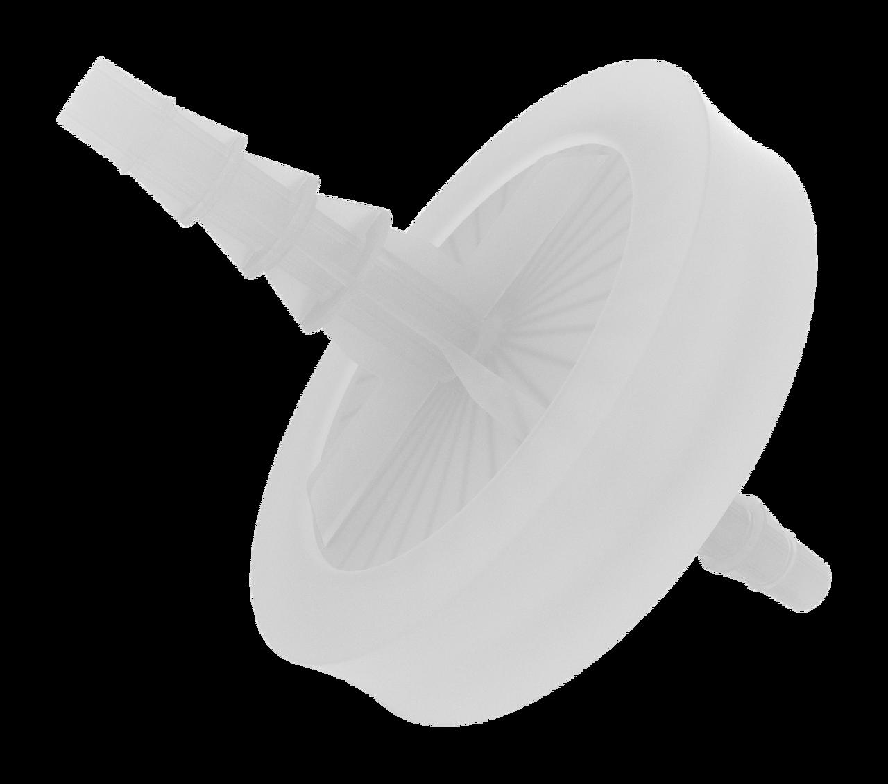 EZBio® Vent Filter, 0.22µm Non-Sterile, 40mm, Autoclave Only, 25/cs