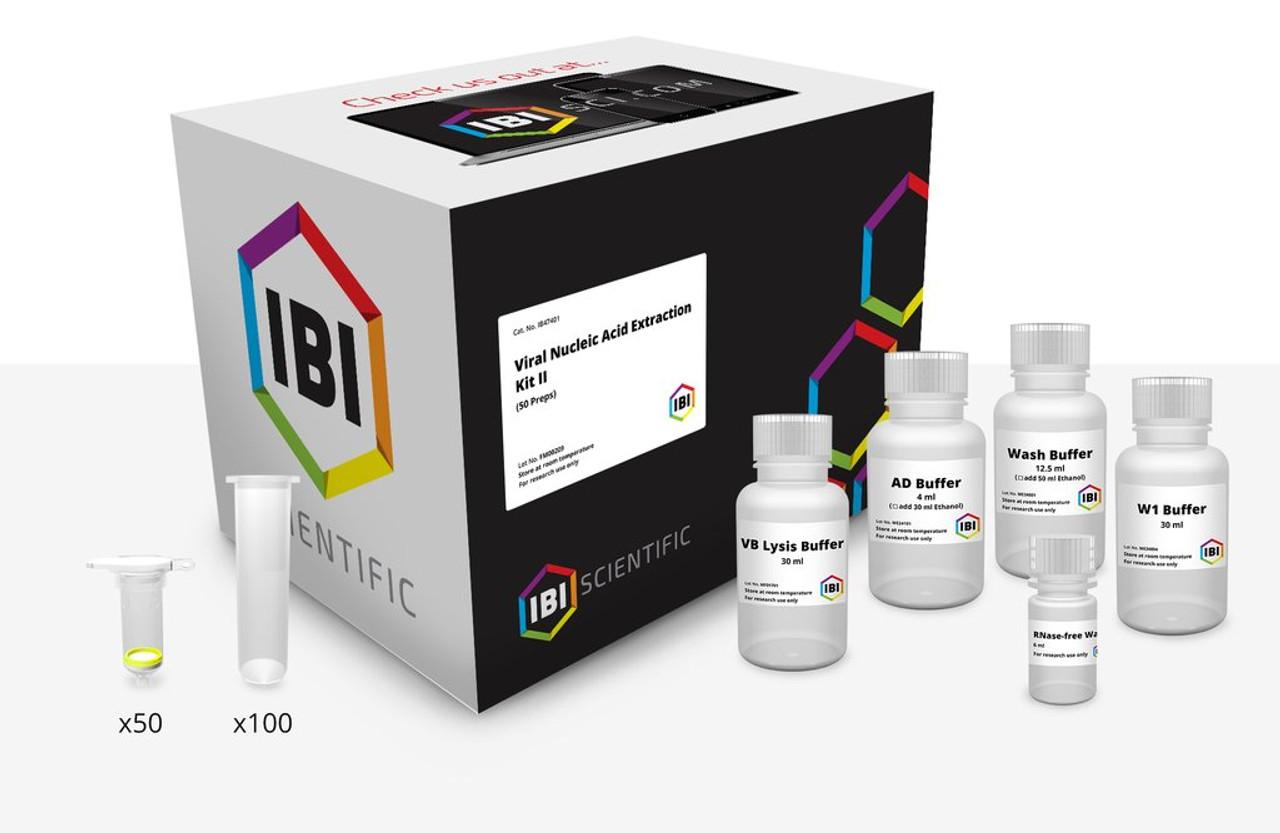 Ibi Viral Dna Rna Extraction Kit