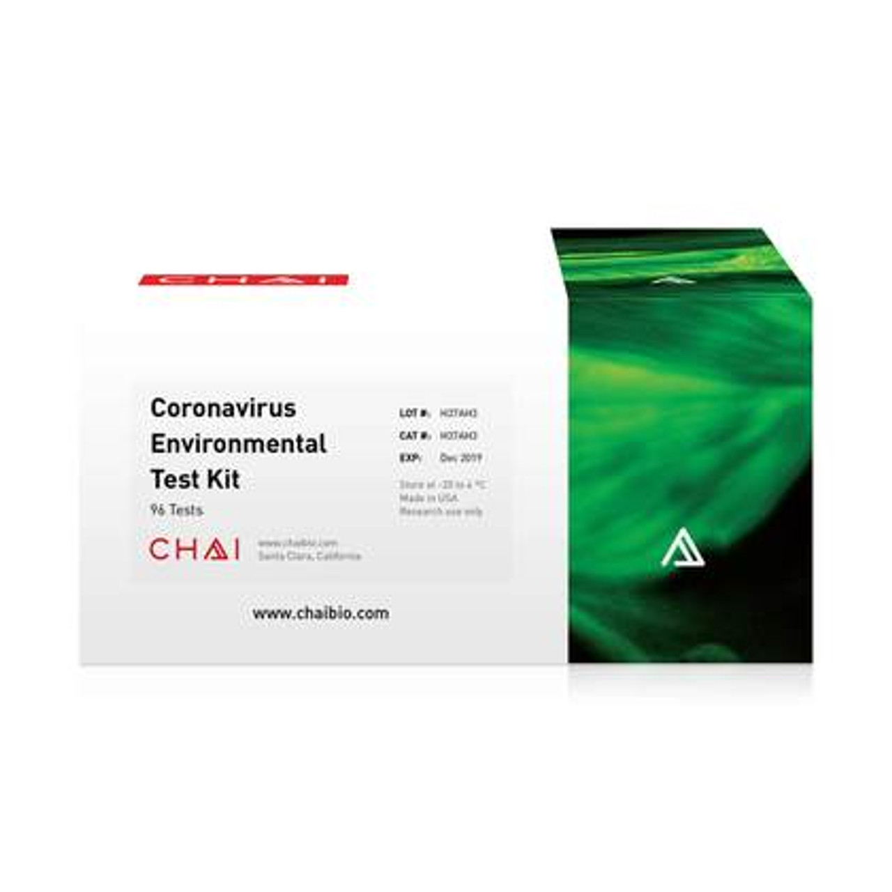 ChaiBio Coronavirus Environmental Test Kit (96 reactions)