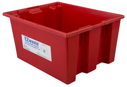 Foxx Secondary Container for Foxx 13.5L or 20L Carboys
