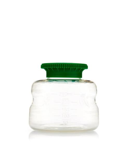 250ml PETG SECUREgrasp® Media Bottle, Non-Sterile