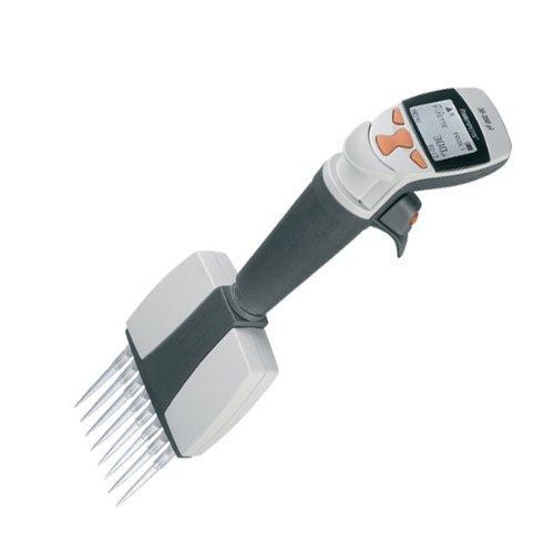 Thermo Scientific Finnpipette Novus 46300200 8-Channel Pipette; 5-50 uL, 120 - 240 VAC