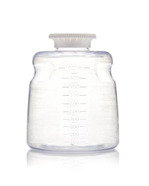1000ml PS SECUREgrasp® Media Bottle, Non-Sterile