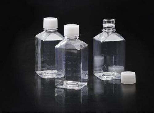 SPL 500 ml Square Media bottle for Media, serum bottling or casual , Case of 48