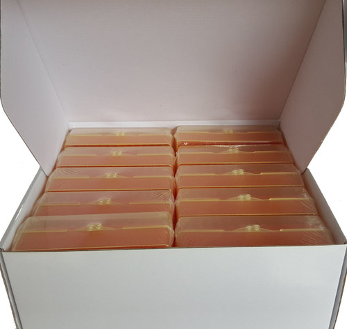 Extragene 10ul Universal Pipette Tips, Racked, Sterile, DNase / RNase & Pyrogen Safe,