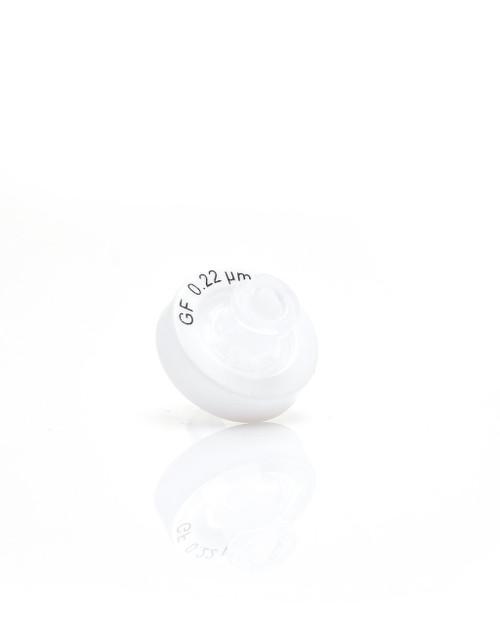 EZFlow 13 mm Syringe Filter, .2 um Glass Fiber, 100/pack