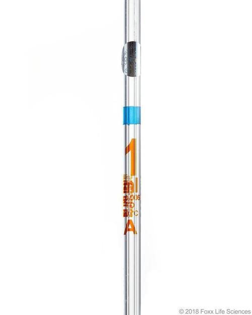 Borosil Volumetric Pipette Bulb Class A ASTM 969 USP Type I Ind Cert 1mL