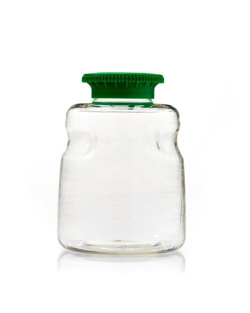500ml PETG SECUREgrasp® Media Bottle, Sterile