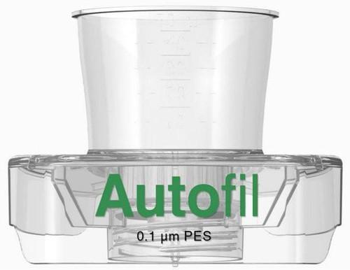 50ml Autofil® Sterile .1 μm High Flow PES Vacuum Filter FUNNEL ONLY, 48/case