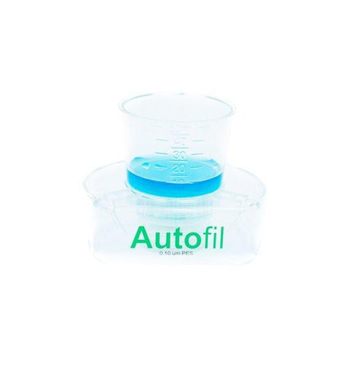 50ml Autofil® Sterile .1 μm High Flow PES Vacuum Filter FUNNEL ONLY, 48/case