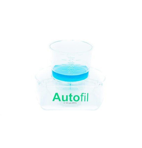 15ml Autofil® Sterile .1 um High Flow PES Vacuum Filter FUNNEL ONLY, 48/case