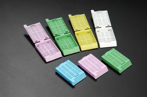 SPL Embedding Cassette, acetal polymer, Case of 500