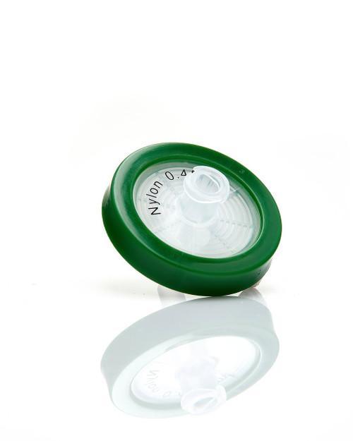 EZFlow 25 mm Syringe Filter, .45 um Nylon, 100/pack