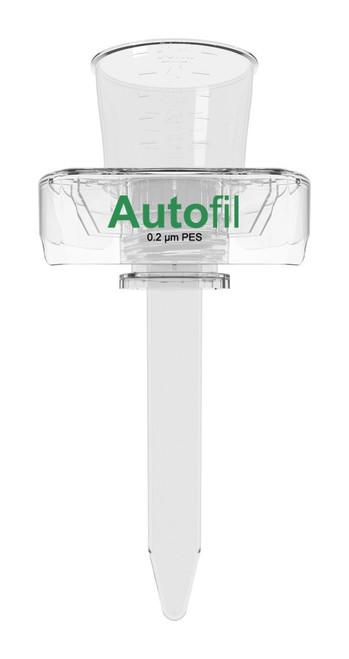 15ml Autofil® Sterile 0.2 um High Flow PES Vacuum Filter Tube, 24/case