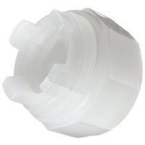 "EZBio® True Union Clamp, 1-1/2"", PVDF, 10/pk"