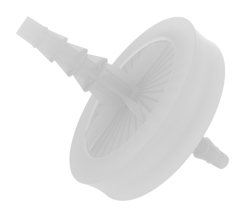 EZBio® Vent Filter, 0.22µm Non-Sterile, 40mm, Autoclave Only, 5/cs