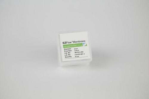 50 pack EZFlow® 25mm 0.2µm Nylon Membrane Disc Filter