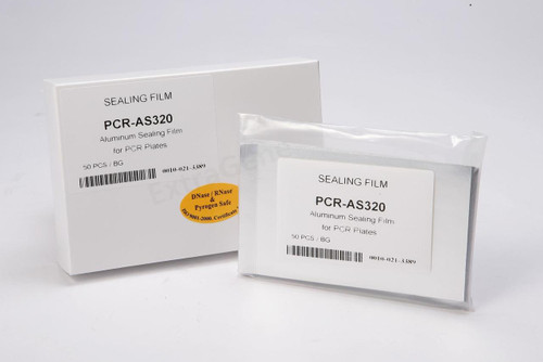 PCR Aluminum film plate
