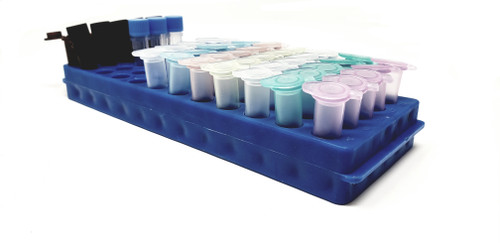 Microcentrifuge Tube Storage Rack