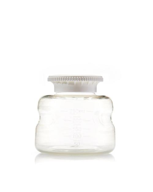 250ml PS SECUREgrasp® Media Bottle, Non-Sterile