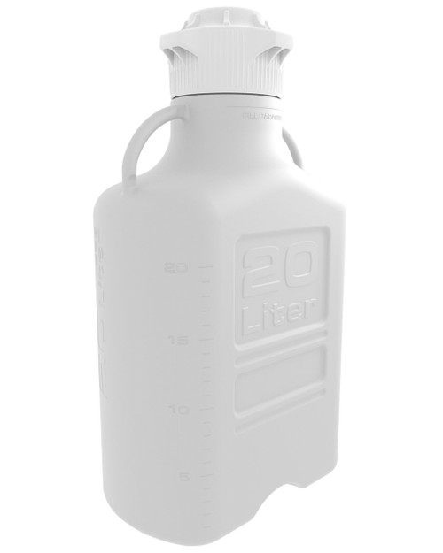 20L (5 Gal) HDPE Carboy with 120mm Cap