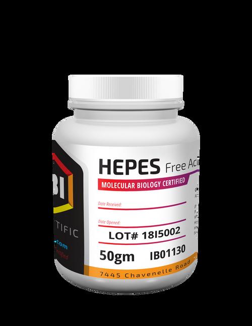 IBI HEPES, Free Acid