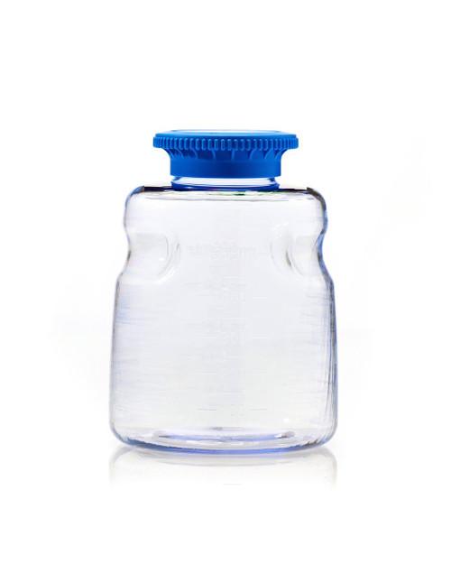 500ml PC SECUREgrasp® Media Bottle, Non-Sterile