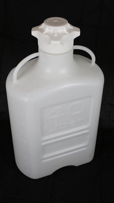 40L (10 Gal) PP Carboy with 120mm Cap