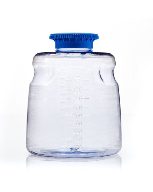1000ml PC SECUREgrasp® Media Bottle, Sterile