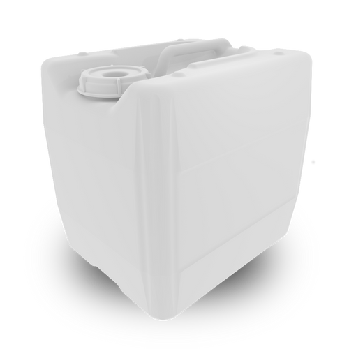 UN/DOT Container 13.5L HDPE with S70 Cap