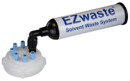 "EZWaste® UN/DOT Filter Kit, VersaCap® S70, 6 ports for 1/8"" OD Tubing"