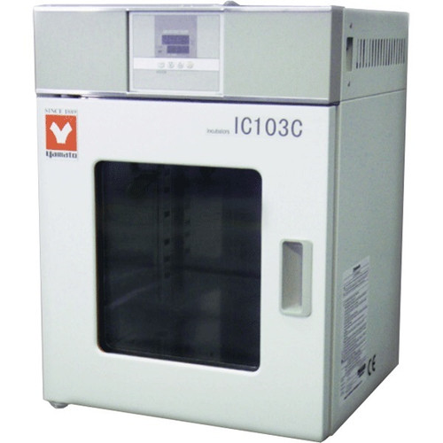 Yamato IC-103C Natural Convection Benchtop Incubator W/Window 37L 115V