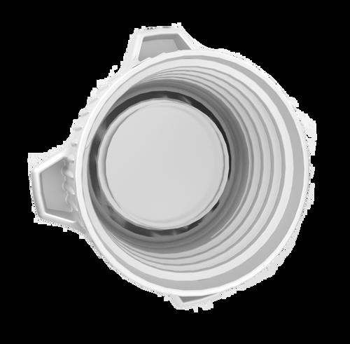 VersaCap® 53mm, Open Cap with EZTop® System, Closed
