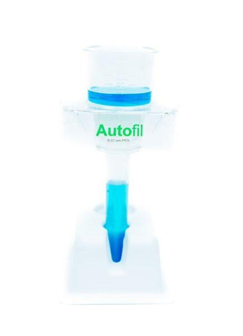 50ml Autofil® Sterile .45μm High Flow PES Vacuum Filter Tube, 24/case