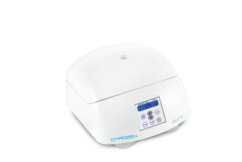 GZ-1312 micro centrifuge mini 13500 rpm with Rotors 12 tubes