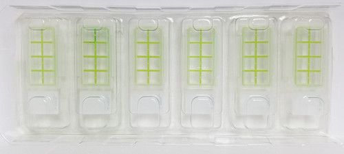 SPL Cell Culture Chamber slide, Clear 8 wells
