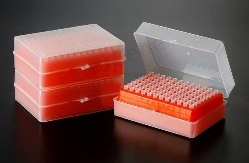 Extragene 10ul Universal Pipette Tips, Racked, DNase / RNase & Pyrogen Safe,