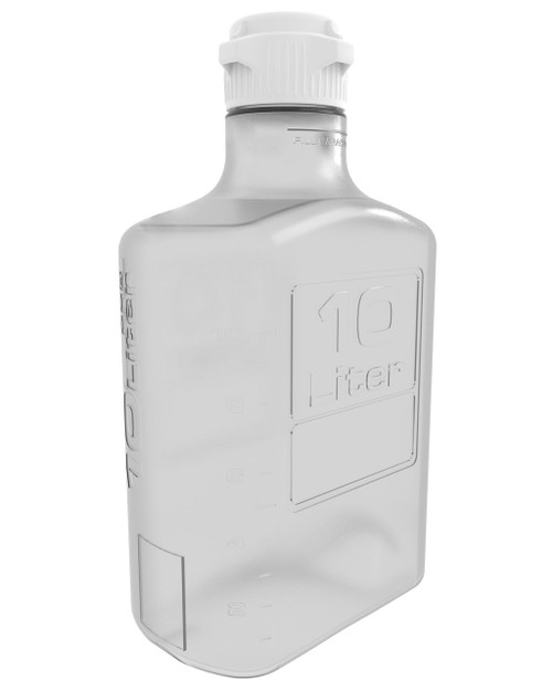 10L (2.5 Gal) PC Carboy with 83mm Cap