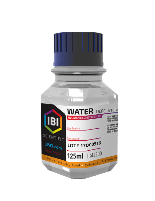 IBI DEPC Treated Nuclease Free Water