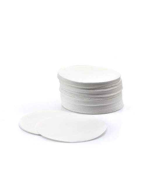50 Pack EZFlow® 90mm 1.0µm Glass Fiber Membrane Disc Filter