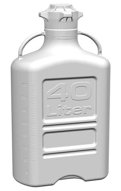 40L (10 Gal) HDPE Carboy with 120mm Cap