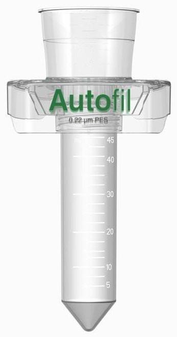 50ml Autofil® Sterile .2 μm High Flow PES Vacuum Filter Tube