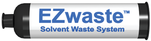 EZwaste®, Safety Vent, Replacement Chemical Exhaust Filter, 1/PK