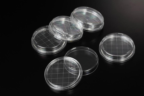 Extragene , Contact Plate ( RODAC ) 65 x15mm , Pre-sterilized 50 pack of 10 Dishes (Case of 500) - RD1065S