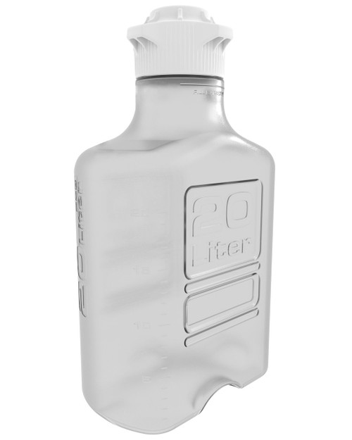 20L (5 Gal) PC Carboy with 120mm Cap