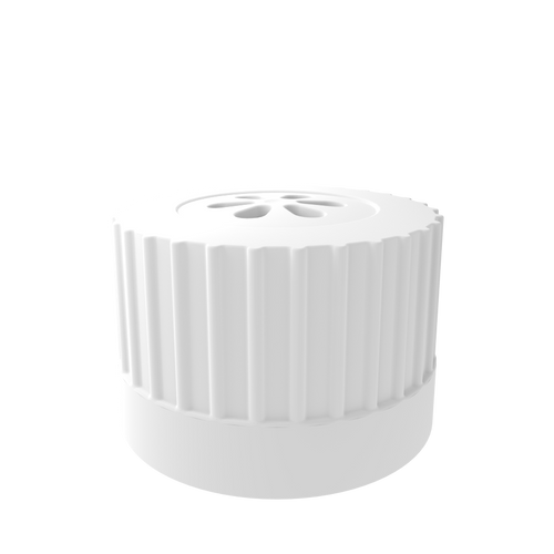Vented Top VersaCap® 38-430mm with .2?m PTFE Membrane, 4/case